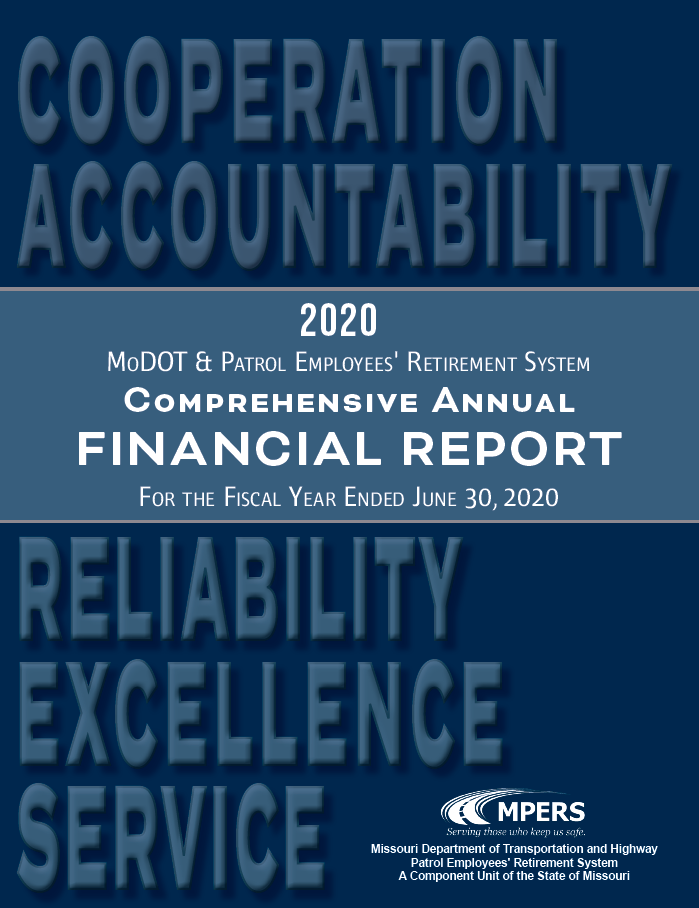 2020 Comprehensive Annual Financial Report