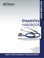 Disability Handbook - cover
