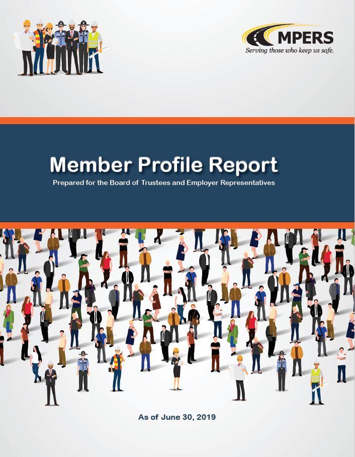 2019 Member Profile Report